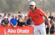 Fleetwood Smack -- Tommy Puts The Hammer Down In Abu Dhabi