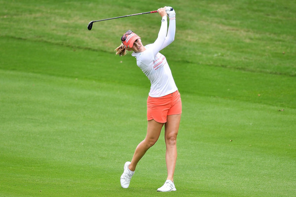Korda Goes Wire-To-Wire;  Lexi Will Jump To No. 2
