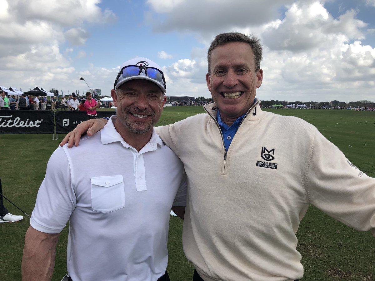 Michael Breed Still Draws Big Crowds At PGA Show