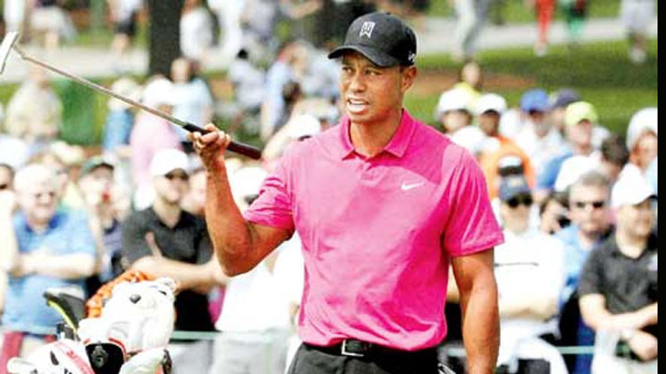 Tiger Woods -- Mission Accomplished At Honda Classic