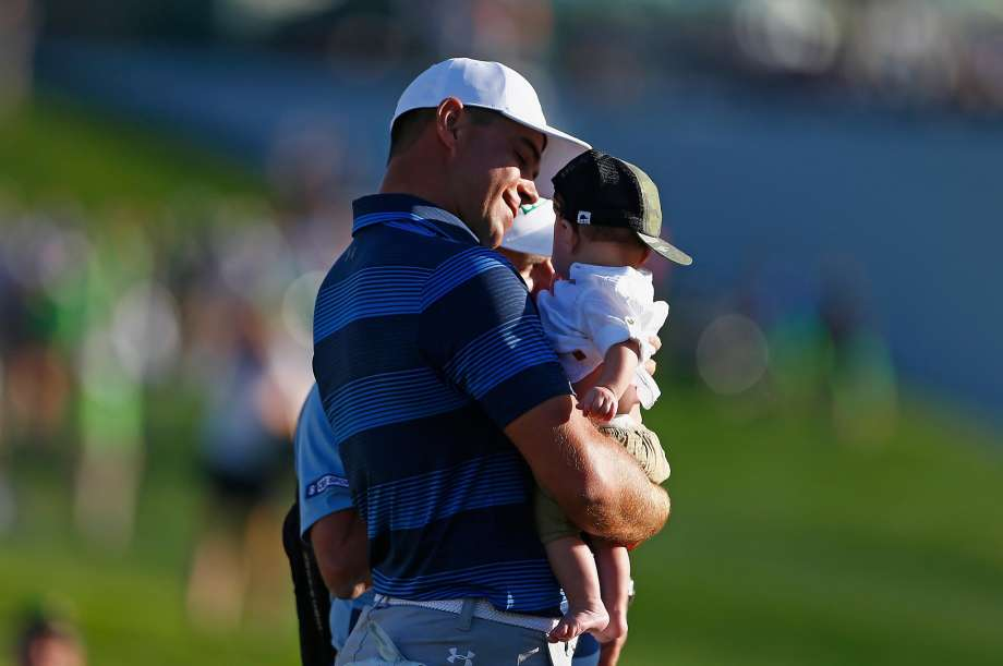 Gary Woodland Knows Some Things Are More Important Than A Win