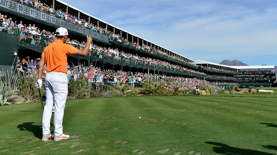 Rickie Rocks At Phoenix Open, Gets Heckled At 16