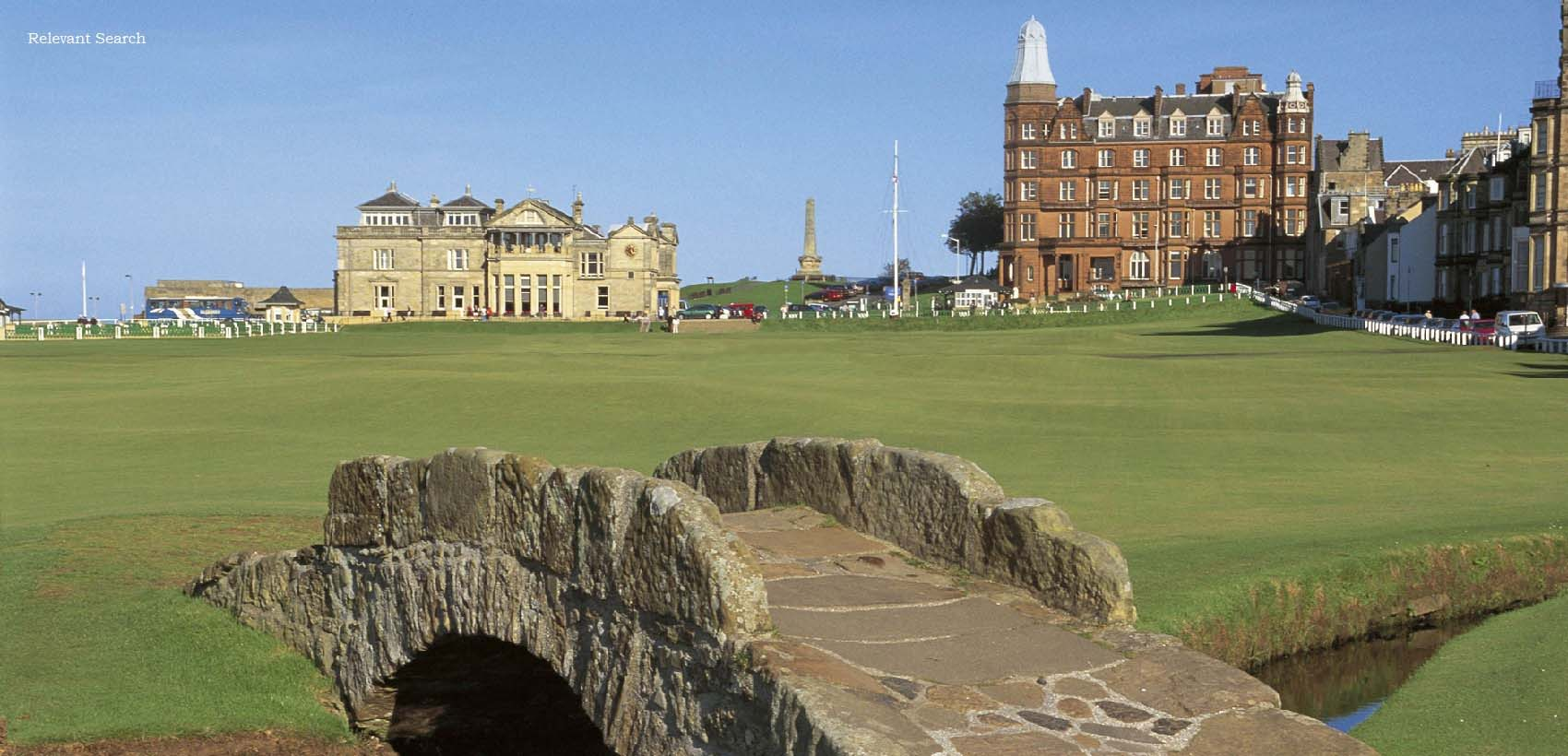 St. Andrews The Natural Choice For 150th Open