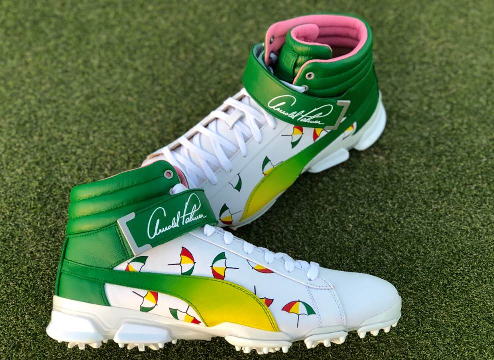 Rickie Fowler, Puma Have Another Cool Tribute To Arnie