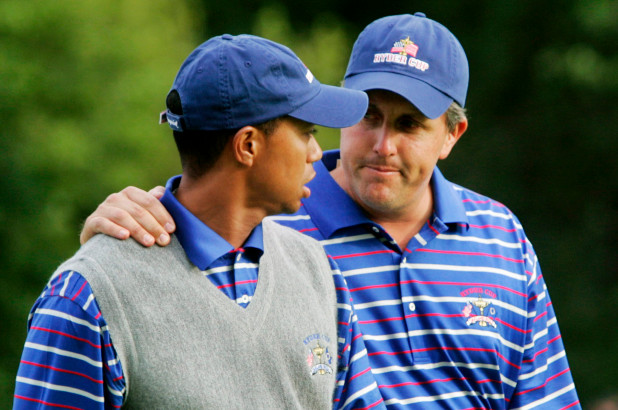 Lefty And Tiger Winning Back-To-Back? It's Very Possible ...