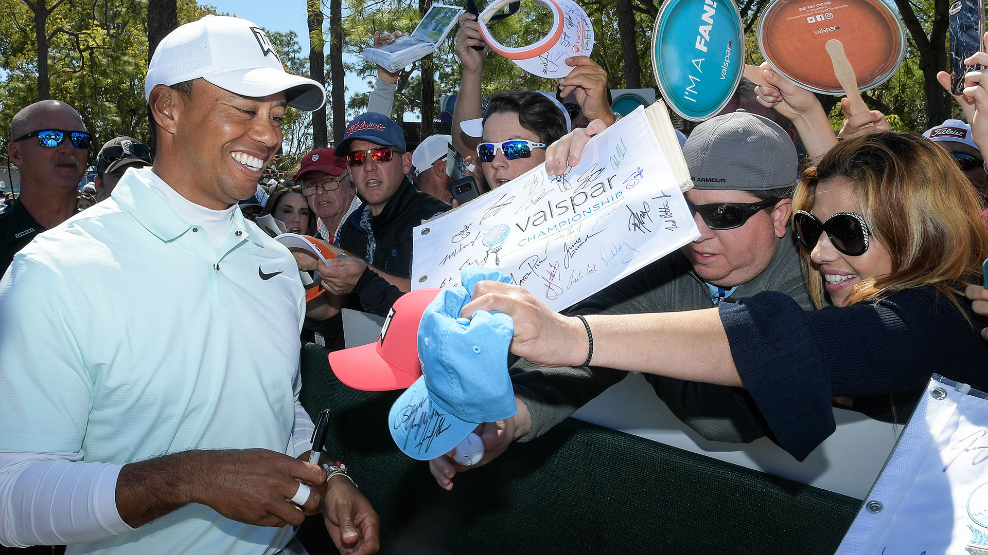 Tiger Woods Will Have To Wait A Bit For Number 80