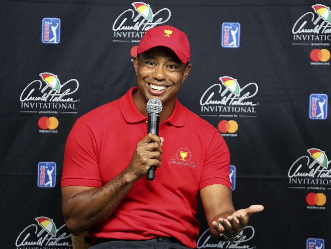 Tiger Woods And Bay Hill -- Just Like Old Times