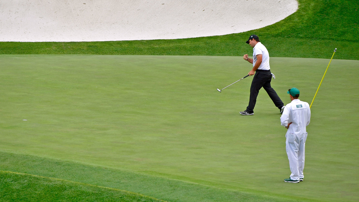 Patrick Reed Enters Uncharted Masters Territory