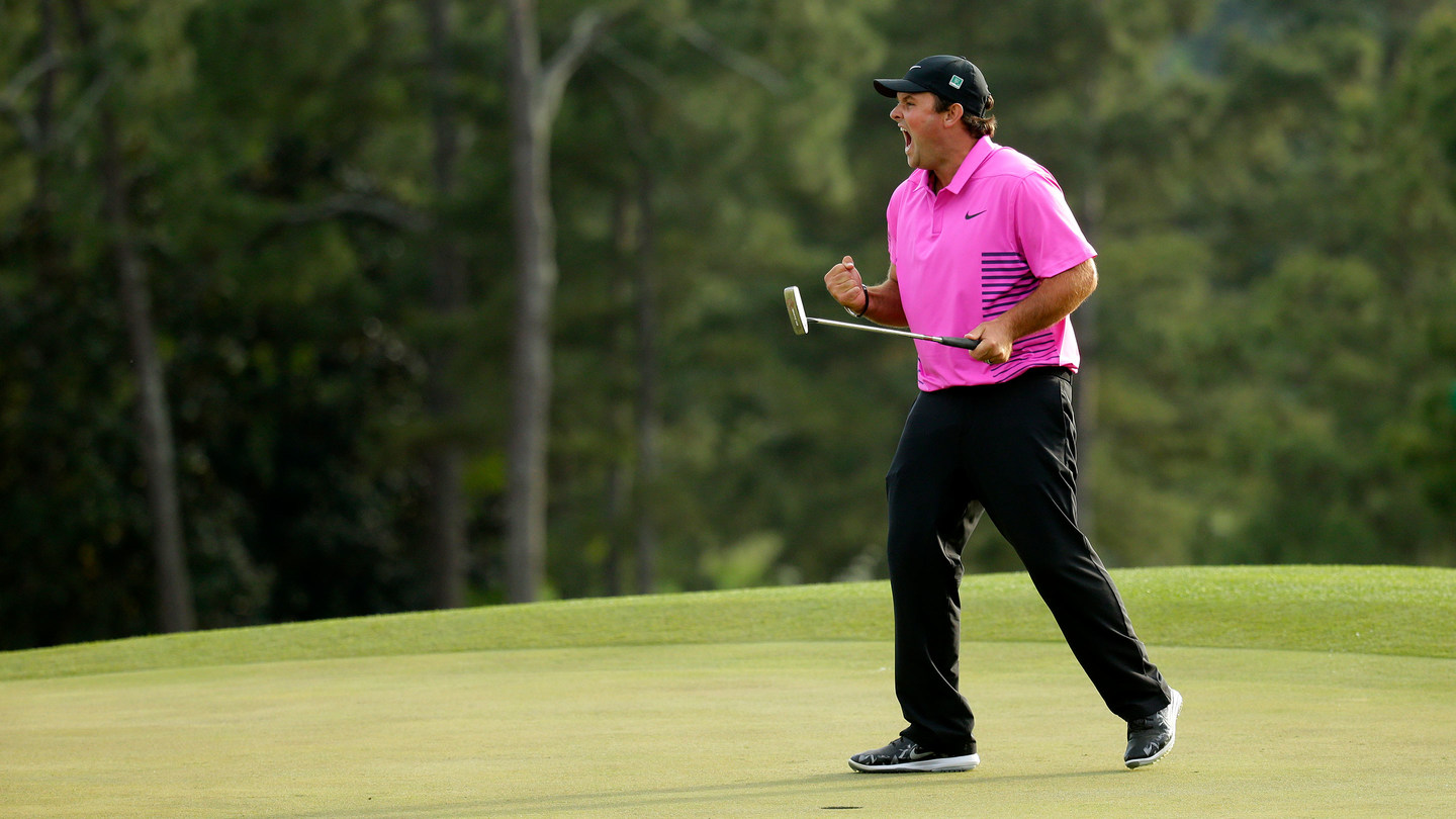 Patrick Reed's The Master On A Day No One Anticipated