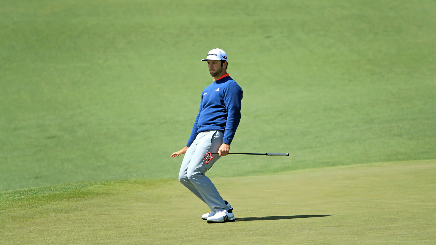 Jon Rahm Takes His Show On The Road Home