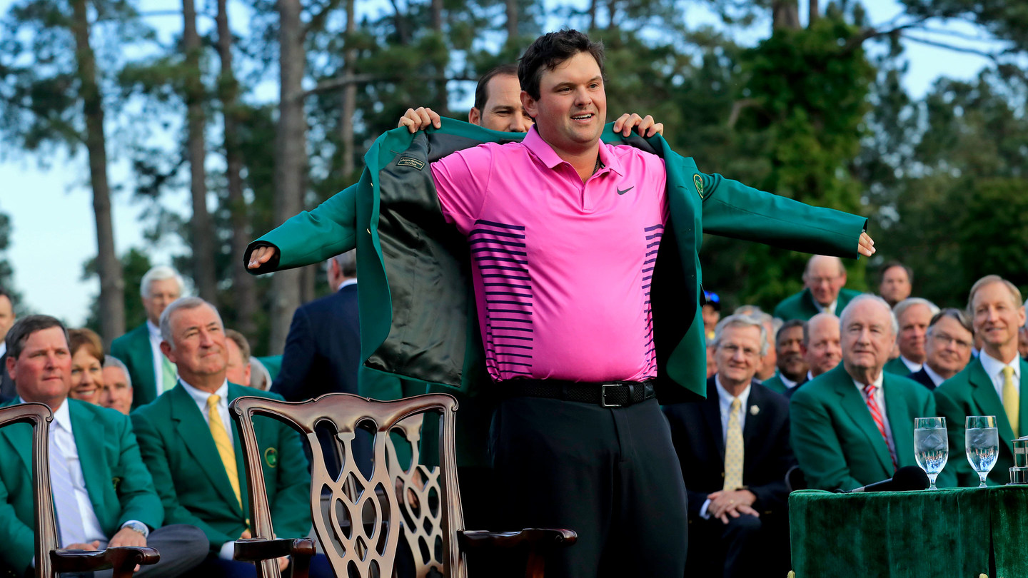 Masters Aftermath:  Yes, We're Stuck With Patrick Reed