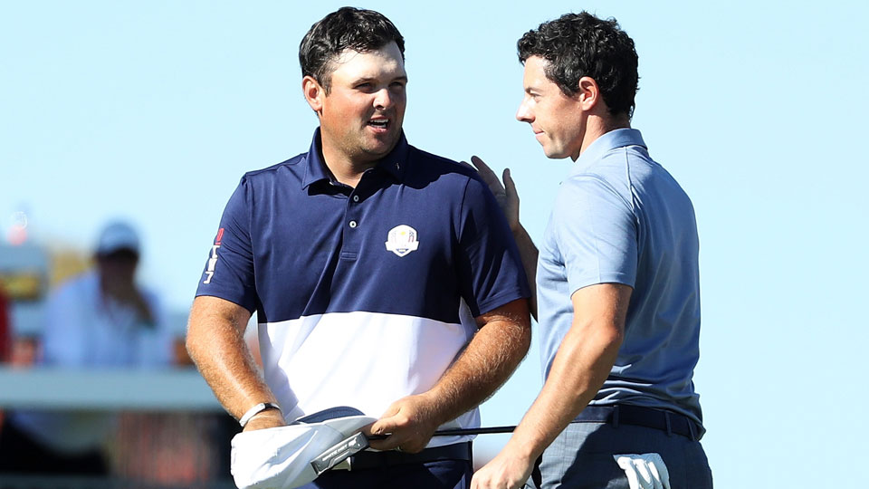 Masters Mighty Showdown:  Reed Vs. Rory Again