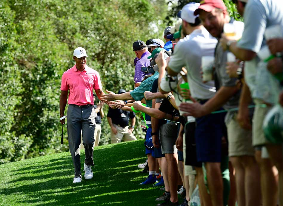 Tiger Woods In No Hurry For His Next Event