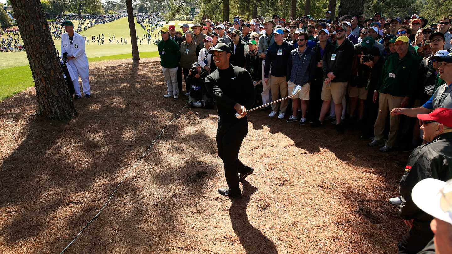 Tiger Woods Was Good, Bad And A Lot In Between
