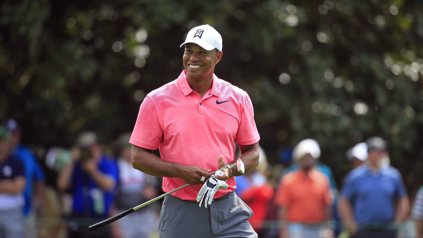 Tiger Woods Has All The Players Talking