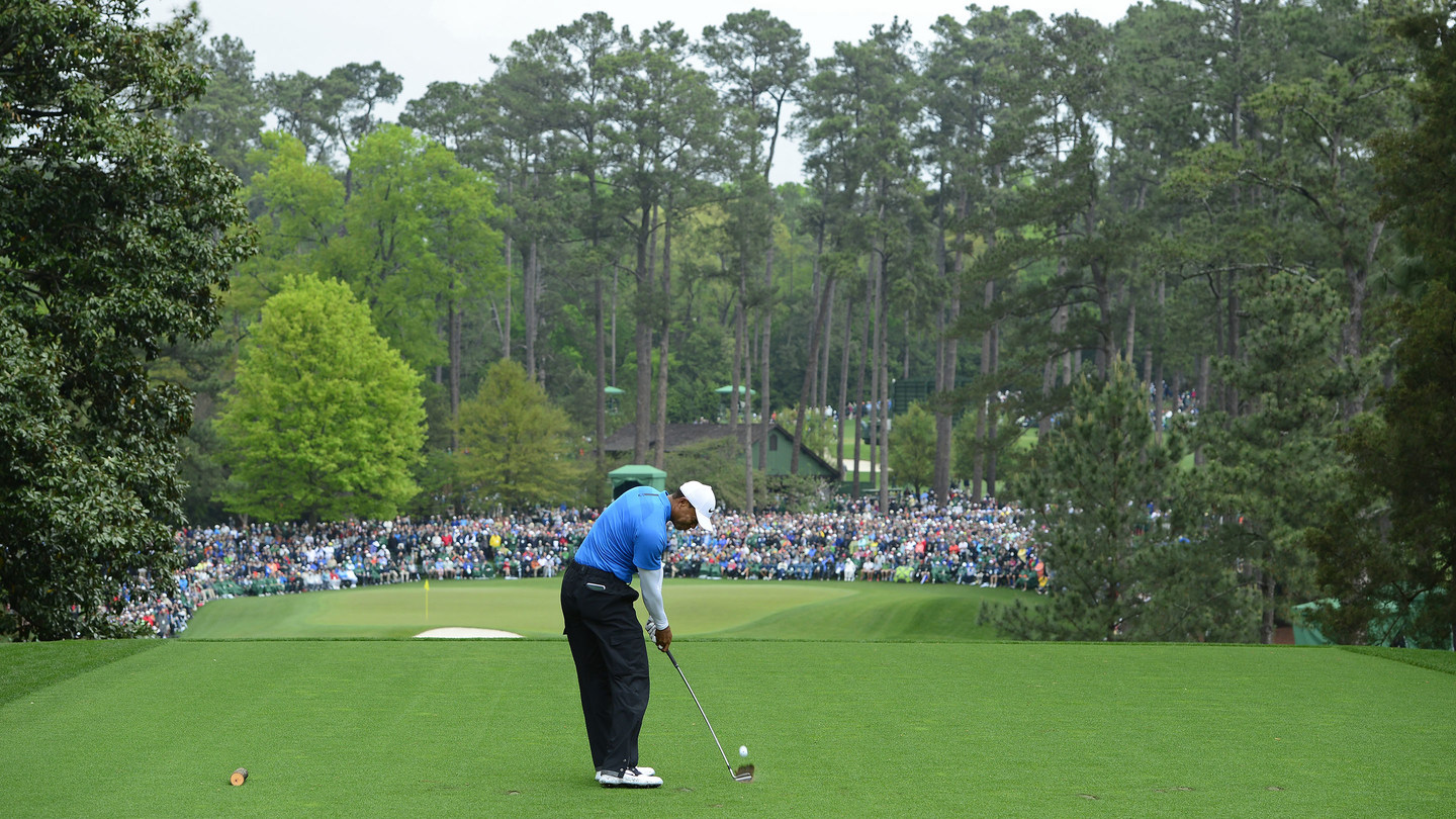 Tiger & Phil Stand Still On Masters Moving Day