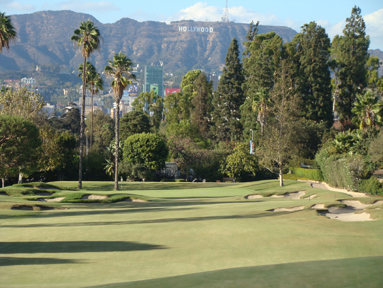 Wilshire Country Club Is The Star At Women's L.A. Open