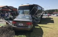 John Daly And His Bus Bashed At Augusta Hooters
