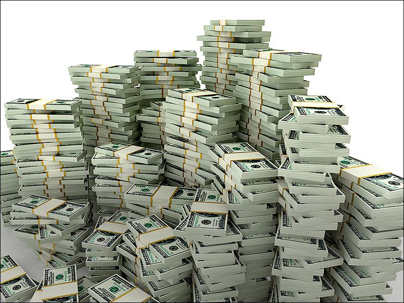 USGA Plucks $1.8 Million From The
