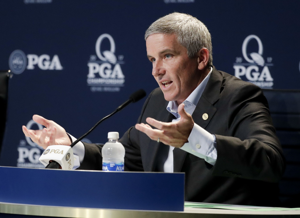 PGA Tour Hits New Greed Level With