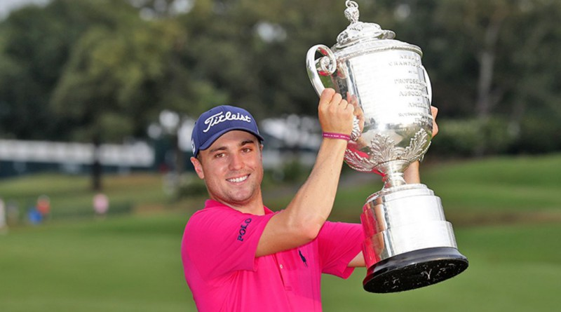 Justin Thomas:  How Long Before He Upends D.J. For No. 1?