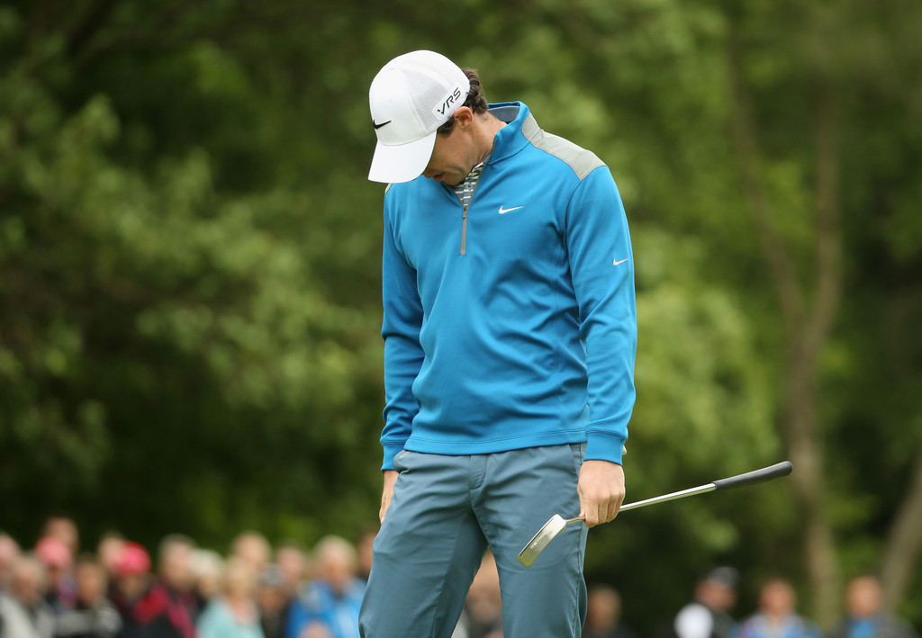 Rory's McIlroy's Crushing Loss Is Another Head-Scratcher