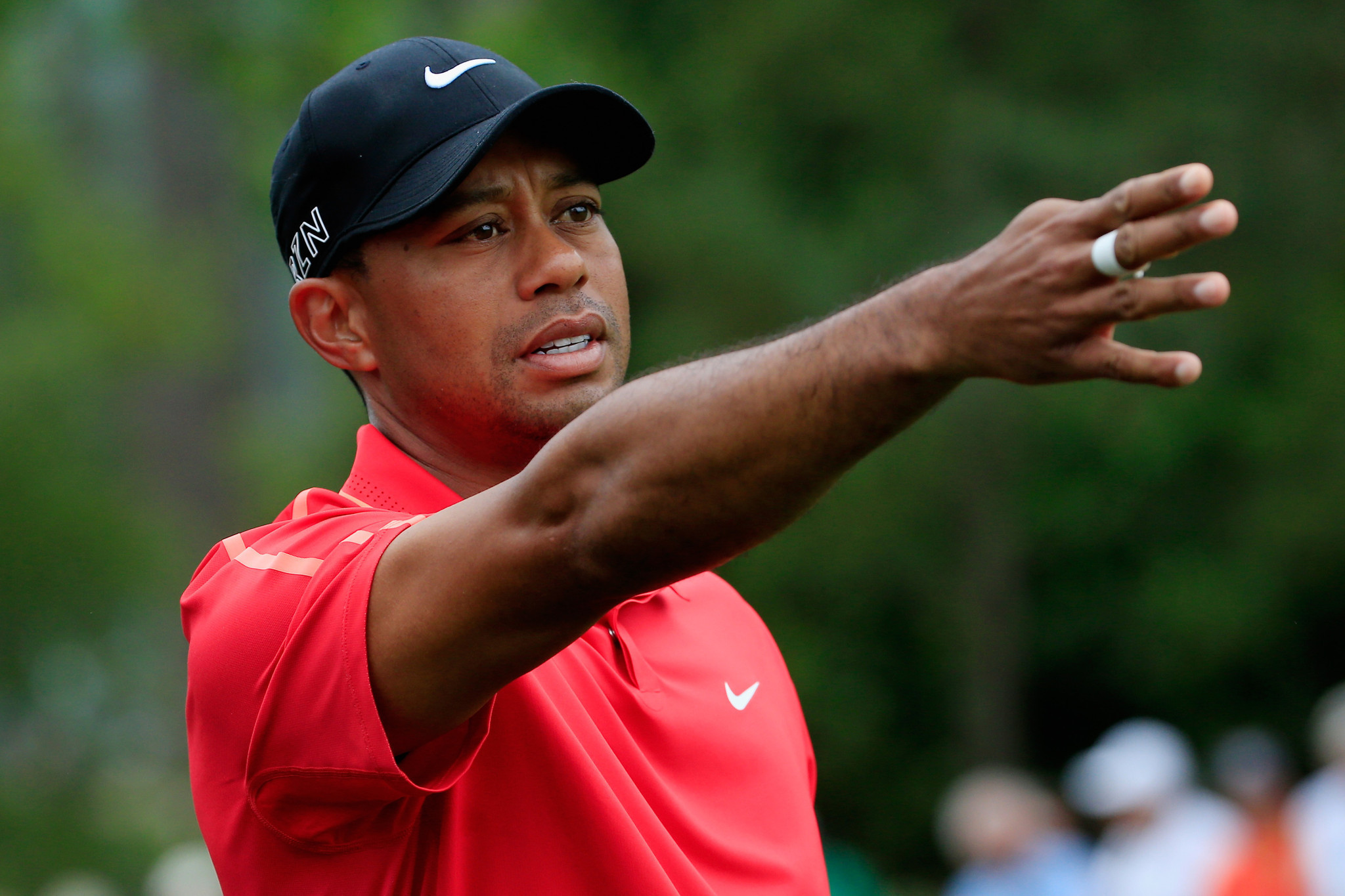 Tiger Woods:   Next Up -- The Memorial