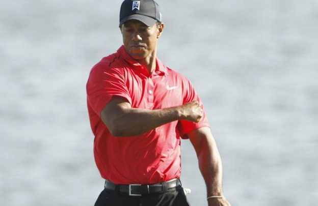 Tiger Woods Was Great On Sunday -- Until He Wasn't
