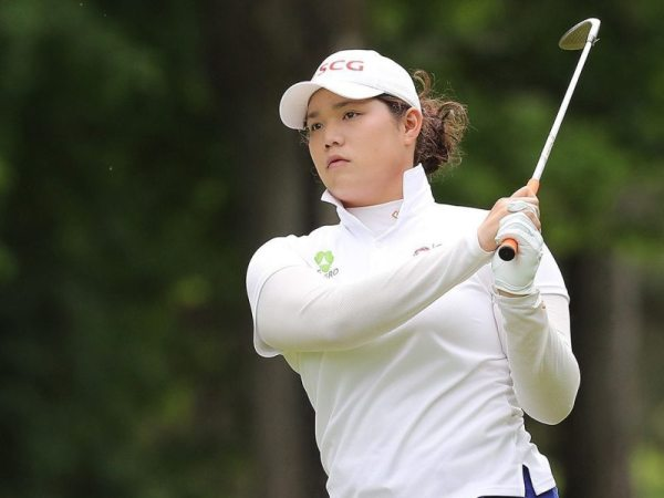 Ariya Jutanugarn Takes Over At U.S. Open
