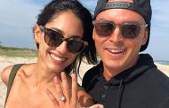 Rickie Fowler Pops The Question To Allison