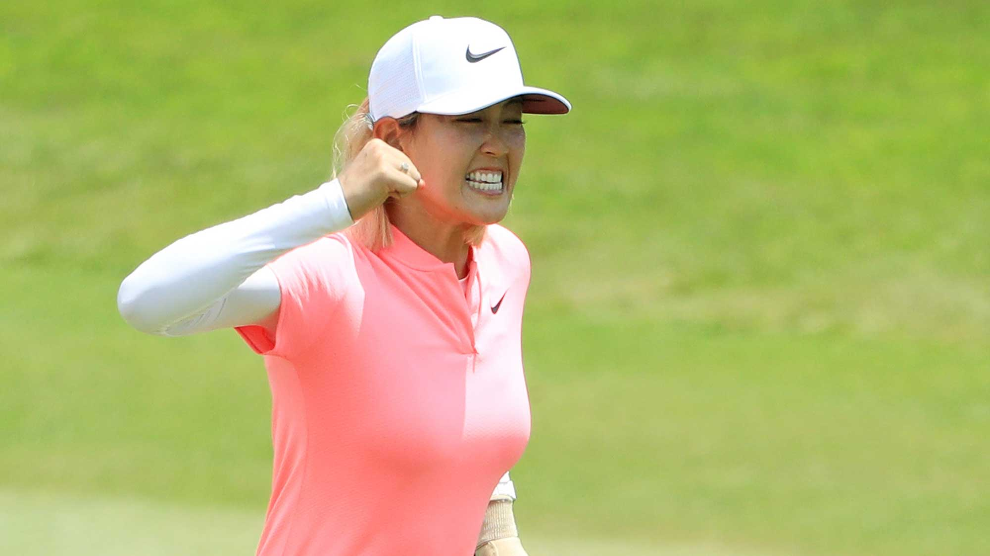 Michelle Wie Finds Her Game On Day One Of U.S. Open