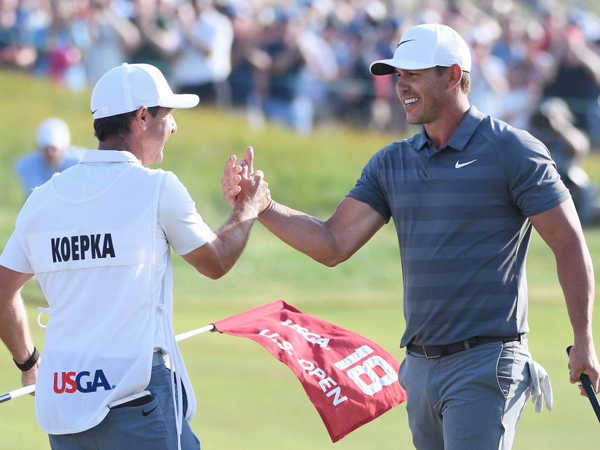 Brooks Koepka Is Simply The Best -- Again