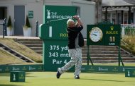 John Daly Can't Walk -- Then He Does At Senior Open