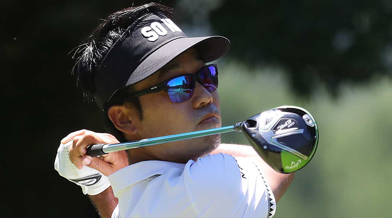 Kevin Na Scratches His Seven-Year Itch