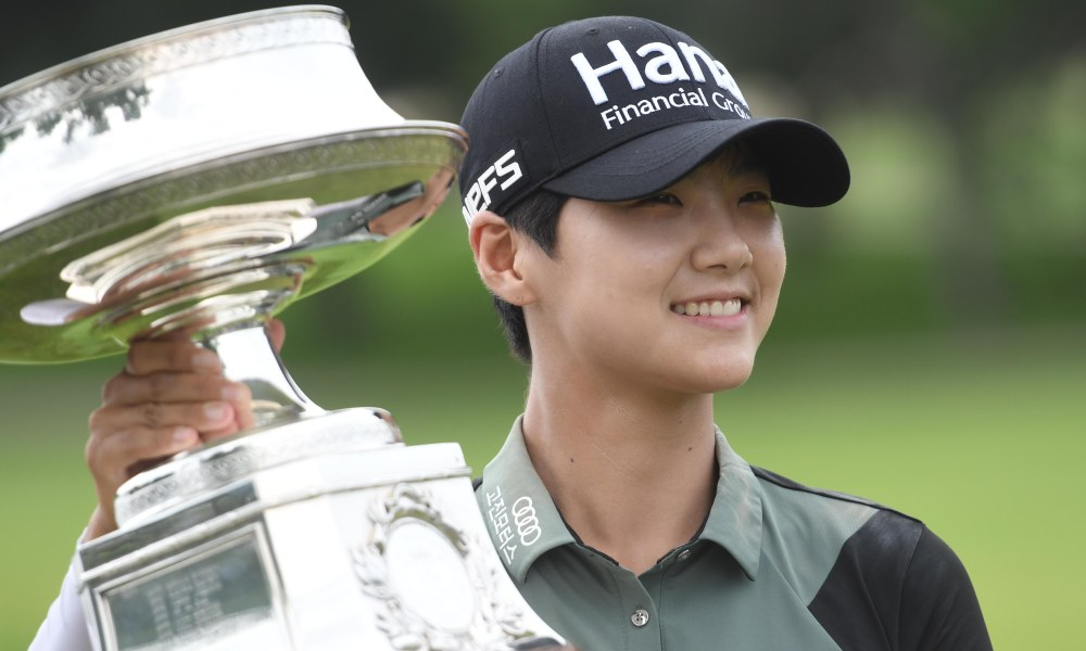 Park Prevails In Wild Finale At Women's PGA