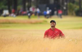 Tiger Woods Was Darn Good, But Not Good Enough