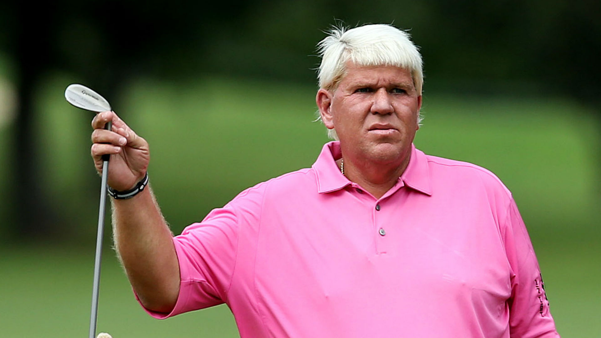 John Daly's Act Is Getting Old And Tired -- Like Him