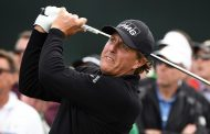Phil Mickelson -- Perfect Tabloid Fodder In Scotland