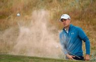 Crowded At Carnoustie:  Spieth Reaching For Another Claret Jug