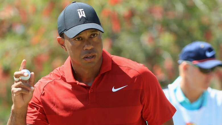 Tiger Woods Wants That Slot On Ryder Cup Team