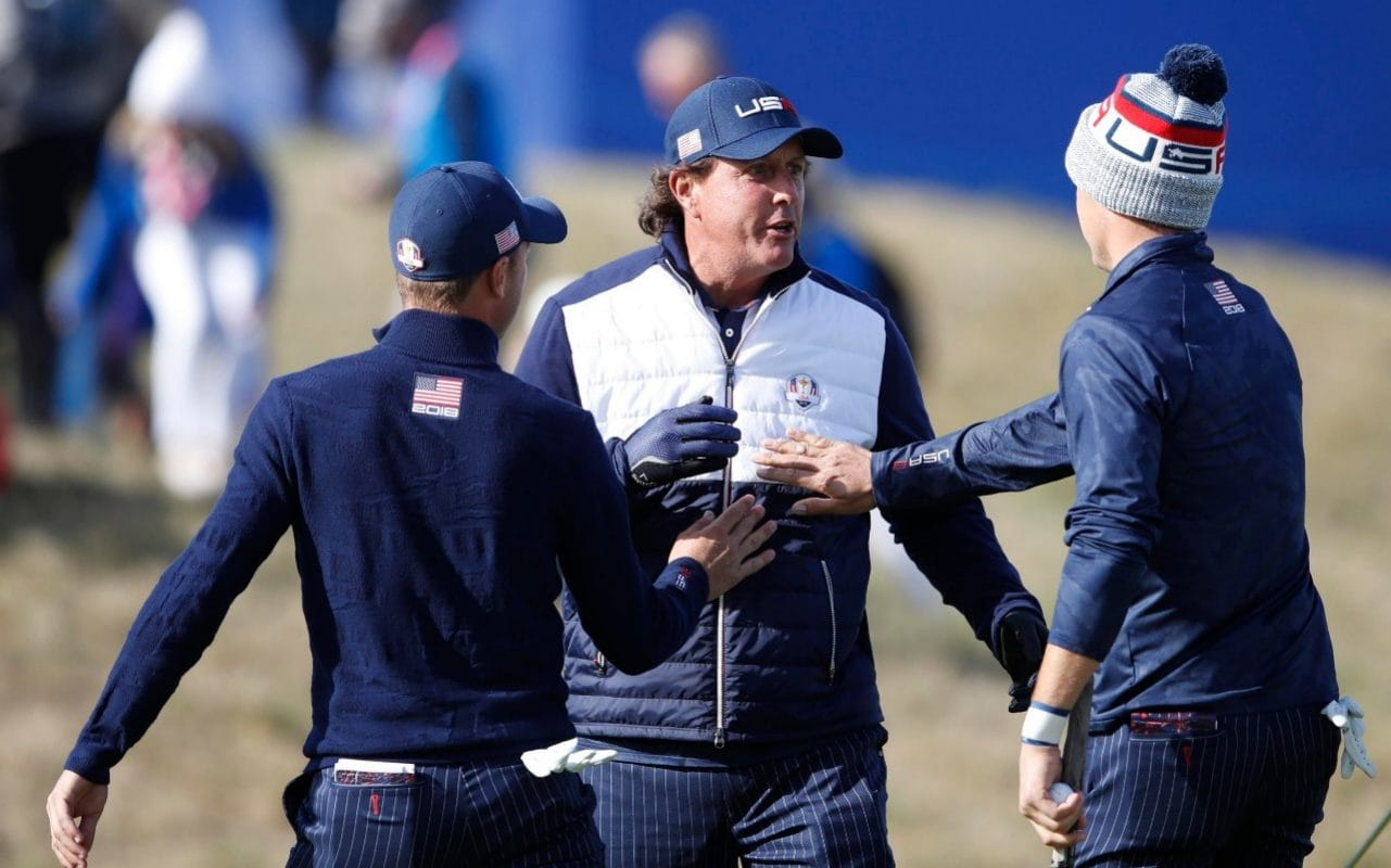 Phil Mickelson:  End Of The Ryder Cup Road For Lefty?