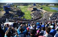 Ryder Cup Off And Running:  U.S.A. Ready To End