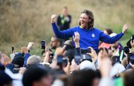 CRUSHED -- Europe Hands U.S. Another Ryder Cup Drubbing