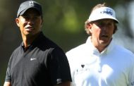 Playoff Performance:  Tiger's Tired?  Phil's Energized