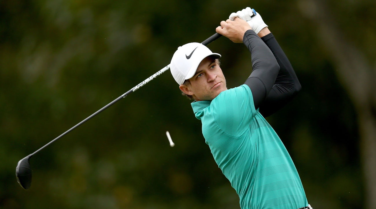 Cameron Champ Shows He Has Distance And The Right Stuff