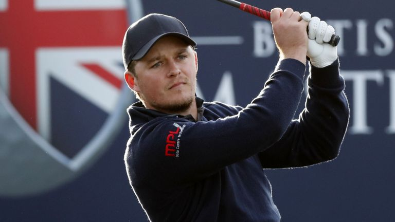 Eddie Pepperell:  From Q-School To World's Top 35 Was A Fast Climb