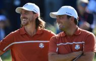 Moli-Wood Reunited At The British Masters