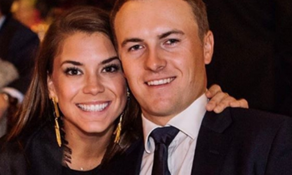 Jordan Spieth Ties The Knot with Annie Verret