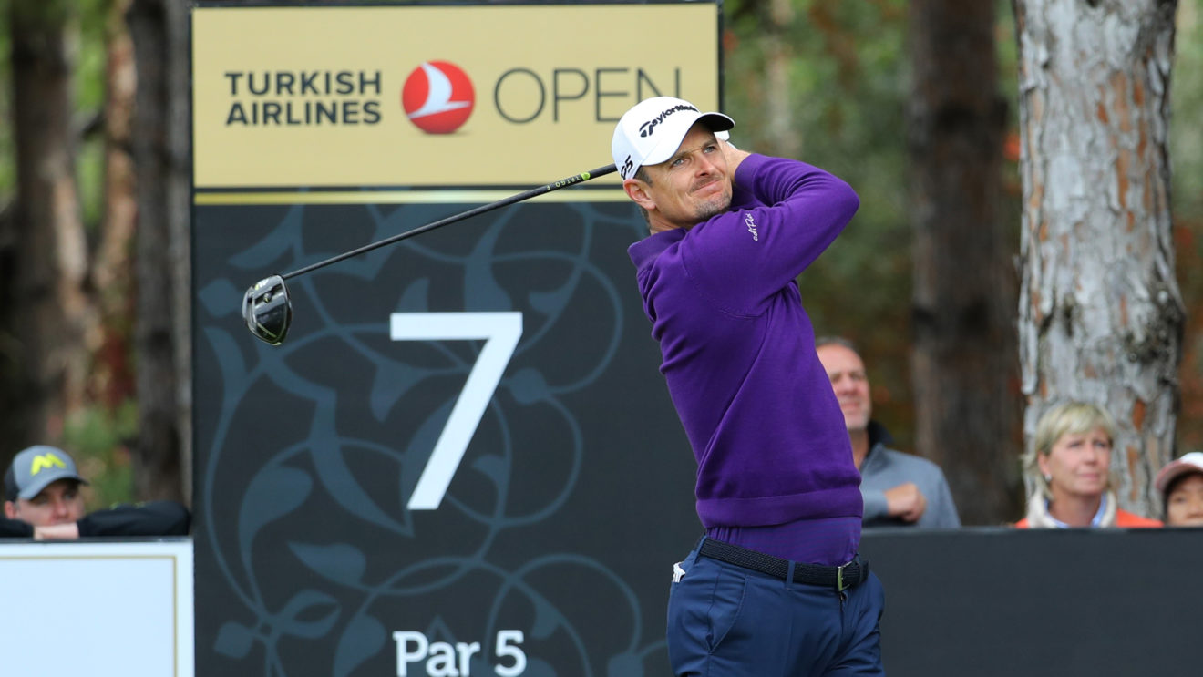 Justin Rose Heading Back To World's No. 1?