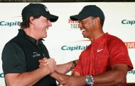 Tiger vs. Phil:  Mickelson Plays The
